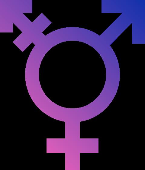 logo transgender